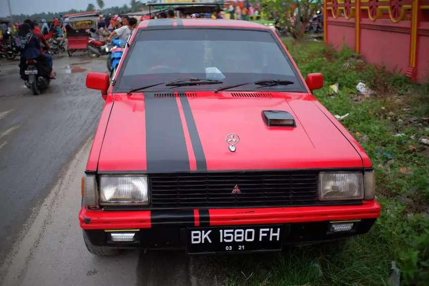 MITSUBISHI LANCER 1984 0