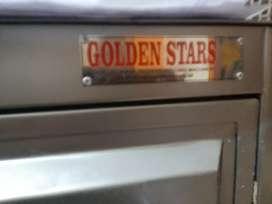 Oven golden stars
