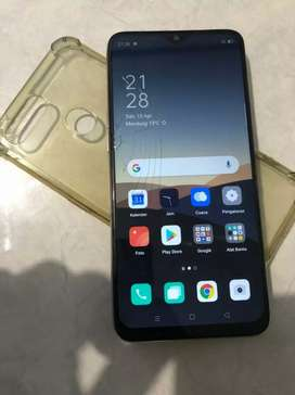 Oppo F9 Ram6/64Gb Dual4GLte Resmi Ind DualCam25Mp Android10 Hp Charger