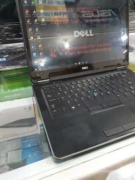 Laptop bekas dell e7440 - core i7 - 4 gb - 128 gb ssd