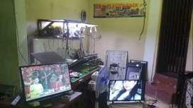 Service tv elektronik panggilan cimahi bandung barat