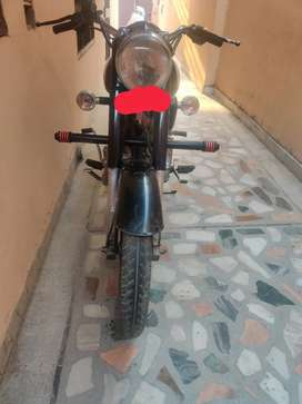 Bullet classic 350 electric start 22000 km 2014 model for sale