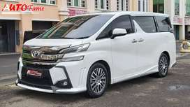 KM 24.000 Toyota All New Vellfire G ATPM 2017 Full Bodykit