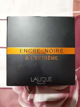 Lalique encre noir A ĽEXTREME