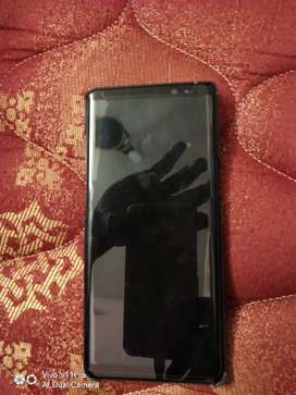 Samsung note8touch small crack but good conditions