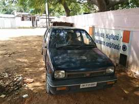 Maruti Suzuki 800 1996 LPG Good Condition