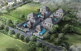 Villa Mewah Bangunjiwo, The New Ubud In Jogja - GRAND BALE