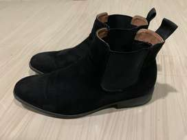 H&M Men black chelsea Boots
