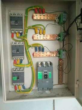 Ahli panel dan jasa instalasi listrik