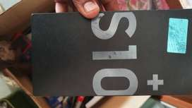 S 10 plus, good condition, 15 month old