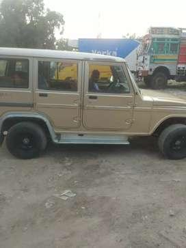 Mahindra Bolero Power Plus 2001