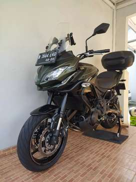 Versys 650 ABS like new 2020