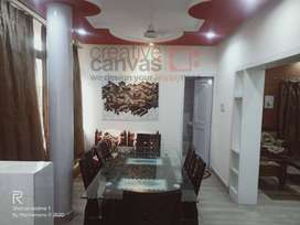 Sector 45: Owner Free, Fully Furnished & Independent 3BHK.