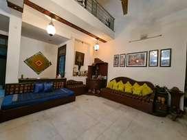 Living Room Furniture Set With Sofa Cum Bed