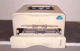 Laser printer old gold