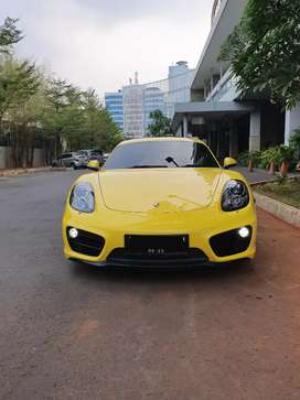 Porsche Cayman full option antik