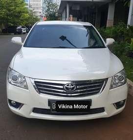 Toyota Camry 2.4 V At Nik2011 Putih, Km Rendah, Antik, pajak 04/2021