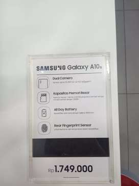 Samsung Galaxy A10 Bunga 0%