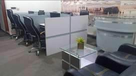 Serviced Dedicated Co-Work Desk - 24Hr Electric, A/C & Fast Internet
