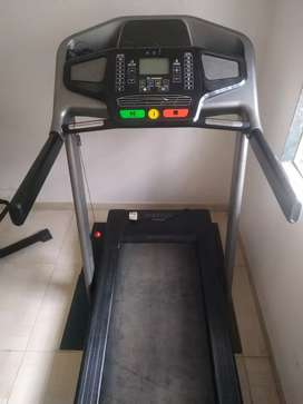 1. Cross trainer EL 520  2. Domyos Eseat bike 3. Treadmill domyos T900