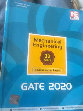Gate mechanical made easy previous solved papers