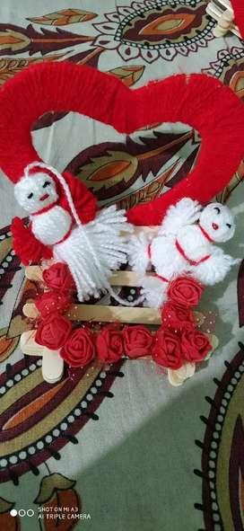 Woolen craft