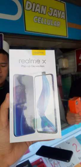 Realme X lebihdari oppo f11 pro kamera pop up 128gb 48mp