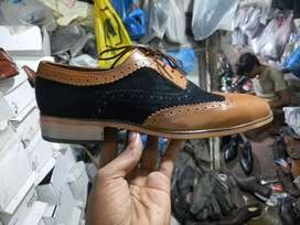 Leather shoes Men formal handmade also available on order