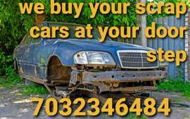 Scrapcars/we buy all types of vehicles