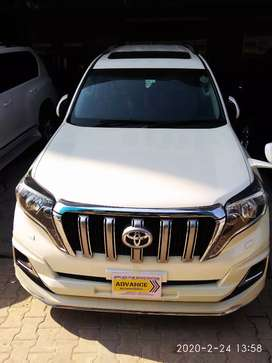 Toyota Prado TX Model 2013
