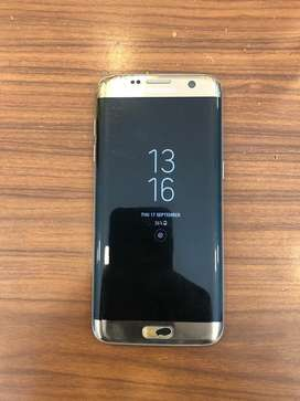 Samsung s7 edge cracked