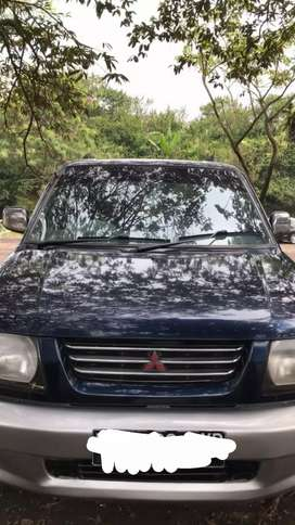 Mitsubishi kuda super exceed bensin muluss