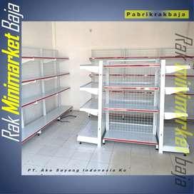 Harga Rak Minimarket dan toko