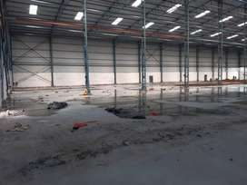 Warehouse is available for sale in Dhulagarh