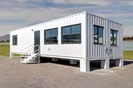 Modifikasi Container/Kontainer Office Harga Hemat Bersahabat