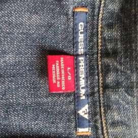 Jaket jeans import USA