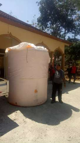 Tandon 1000 liter new88 anti lumut bahan hdpe