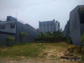 DIJUAL lahan SHM di perumahan idi untuk rumah mewah 2 unit