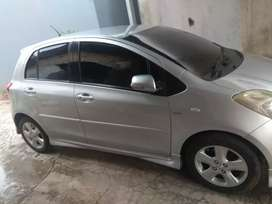 Toyota yaris.. Type s elimoted ori pajak off 1th