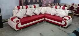 L shape sofa set new brand fectariy outlet 321