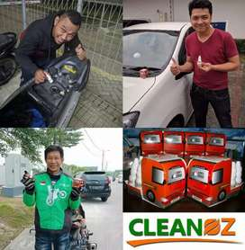 Cleanoz Pembersih Mesin Penghemat BBM Semua Kendaraan