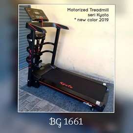 Jual Treadmill // Sepeda Statis // Home Gym  // FC Kyoto