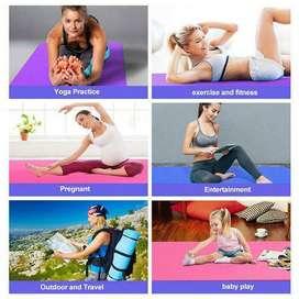 Matras Yoga Mat Pad Exercise Fitness