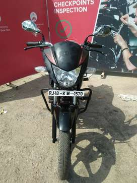 Good Condition Hero Glamour Dss with Warranty |  1570 Jaipur