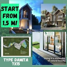 PROMO! Rumah Murah Strategis di Damara Village, Jimbaran Bali!
