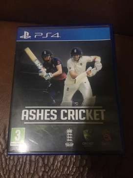 Ashes cricket and ufc 3 for ps4