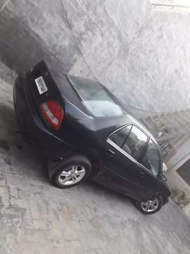 black car sirra condition