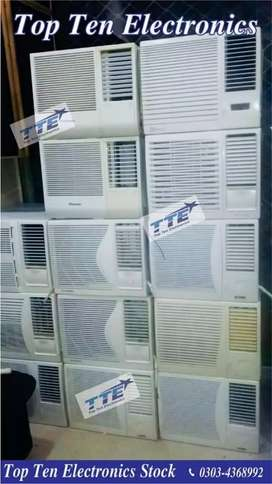 Japines portable ac and japiness window ac with warrnty