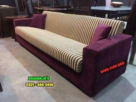 High quality sofa cum bed Fix price shop
