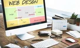 Website Designer for BPO
